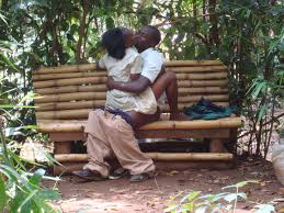 Outdoor sex in ghana