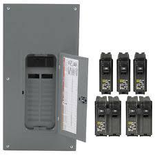 square d breaker box ebay Dual Square D Fuse Box square d 200 amp 20 space 40 circuit indoor main breaker Square D Manufacturing Locations