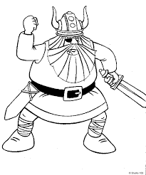 Small Picture Kids n funcom 36 coloring pages of Wicky the Viking