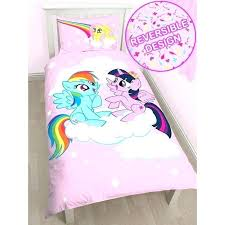 my little pony toddler bed my little pony toddler bed my little pony single duvet cover