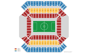 Raymond James Stadium Seating Chart Club Level Www