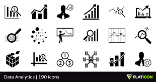 Data Analytics 190 Free Icons Svg Eps Psd Png Files