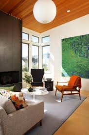 Modern Living Room Accent Chairs Living Room Vibrant Midcentury Modern Living Rooms Beso Accent
