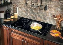 electric countertop stove electric stove electric built in downdraft by electric stove