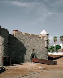 La Luz Castle: a Concealed Void, Las Palmas - Nieto Sobejano ...