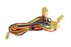 wiring harness stock photos images royalty wiring harness wiring harness automotive wiring bundle of wires isolated on white