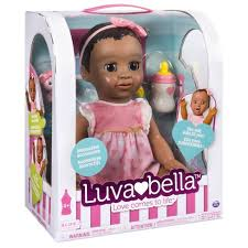 Luvabella Responsive Baby Doll with Realistic Expressions and ...