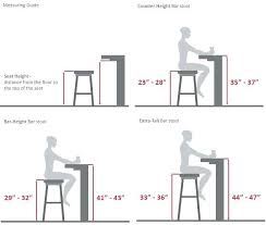 how tall are counter height stools. Standard Bar Counter Height Endearing How Tall Are Stools . R