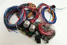 universal wiring harness ebay complete wiring harness for cars at Universal Ford Wiring Harness