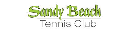 <b>Sandy Beach Tennis</b> Club — Home