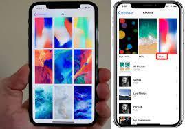 iPhone X Live Wallpaper Problem Not ...