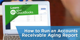 Account Receivable Aging Report How To Run An Accounts Receivable Aging Report In Quickbooks Online