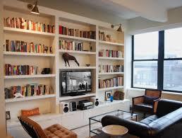 How Much For Those Gorgeous BuiltIn Bookshelves Delectable Bookshelves Living Room Model