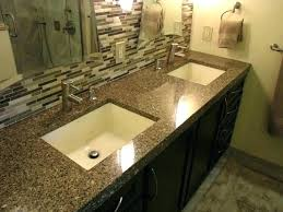 how to repl replace bathroom countertop as painting countertops