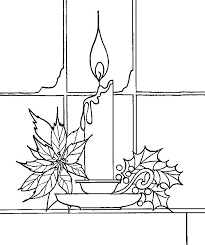 christmas candles coloring pages. Delighful Pages Christmas Candles Coloring Page 8 Inside Candles Coloring Pages I