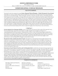 Project Coordinator Cv Sample Resume Telecom Clinic Manager Examples