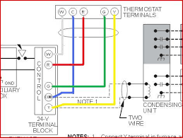 replacing carrier thermostat 960 120032 2 with honeywell rth9580 3 wire thermostat at T Stat Wiring Diagram