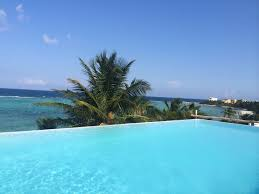 infinity pool beach house. Roof Top Infinity Pool On Our Beach House In Akumal Mexico One Of The Most Romantic I