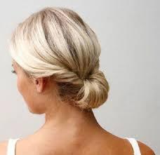 chignon hair