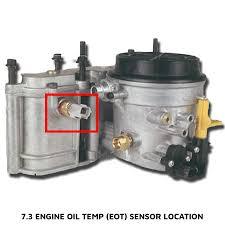 7 3 Eot Sensor Symptoms Perfecting Powerstroke Oil Temp Dhd