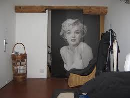 Cool Marilyn Monroe Themed Girls Bedroom Ideas : Minimalis White ...