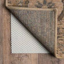 premium cushion 8 ft x 8 ft round rug pad
