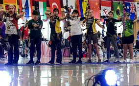 USA Archers Off to Strong Start at Indoor World Cup Bangkok