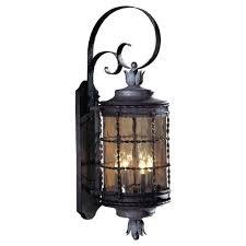 spanish style lighting landscape lighting provided and installed 2 of these large old world style lanterns