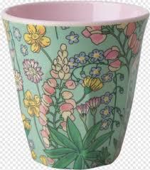 Vaisselle Melamine Design Small Flower Vaisselle Rice En Melamine Png Download