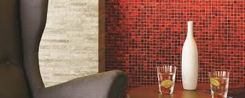 mosaic collections red pink glass mosaics