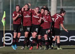 Serie A femminile, lettera di protesta dei tifosi per Milan ...