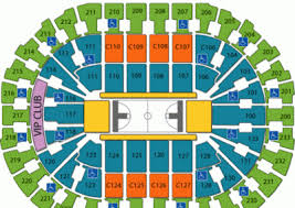 Concert Seating Chart Quicken Loans Arena Seating Charts Insidearenas Com