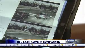 Red Light Photo Ticket Drivers Claim Red Light Camera Is Ticketing Incorrectly