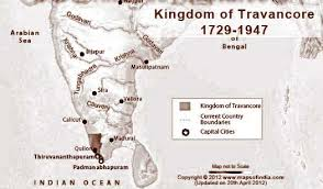 Image result for TRAVANCORE