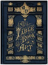 front cover in blue and gold