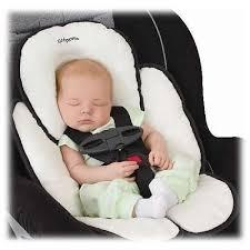 good summer infant snuzzler insert baby support head pad crib car seat stroller