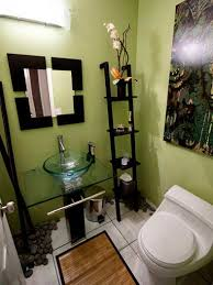 Small Picture DIY Network offers some great small bathroom decorating ideas In