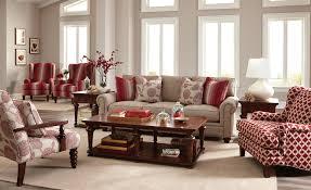 Paula Deen Living Room Furniture Paula Deen By Craftmaster P7552 Two Piece Corner Sectional Sofa