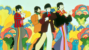 Yellow Submarine' A Dazzling Revival That Everyone Should See Variety Awesome Dnload Georgeous The Beatles