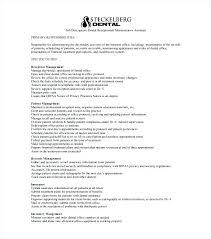 Small Business Manager Job Description Materials Template