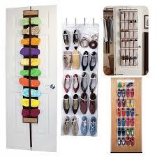 over the door shoe rack organizer