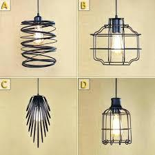 birdcage ceiling light birdcage pendant light new vintage led pendant lights industrial lighting cafe bar bedroom birdcage ceiling light