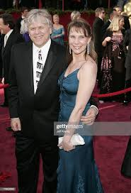 Howard Baldwin, nominee Best Picture for Ray, and wife Karen Baldwin News  Photo - Getty Images