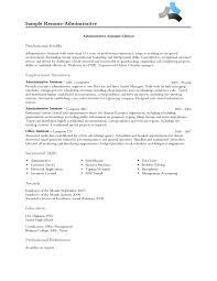 10 Personal Profile Resume Sample Resume Samples