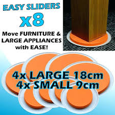 diy furniture sliders great moving heavy has never