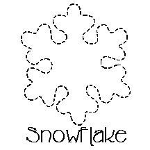 Quilt Stencil Snowflake 5in x 5-1/2in | Snowflake stencil ... & Quilt Stencil Snowflake 5in x 5-1/2in | Snowflake stencil, Stenciling and  Cross stitch supplies Adamdwight.com