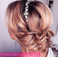 Krásné účesy Pro Svatbu Pro Střední Vlasy Fotografie Svatba 2019