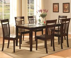 Rectangular Dining Table With Glass Top