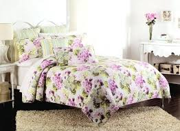 33 appealing cynthia rowley king bedding sets mys club pink purple green fl f q quilt set country stripe flowers