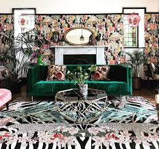Jungle Rugs Inspired by Wanderlust | Wendy Morrison Design